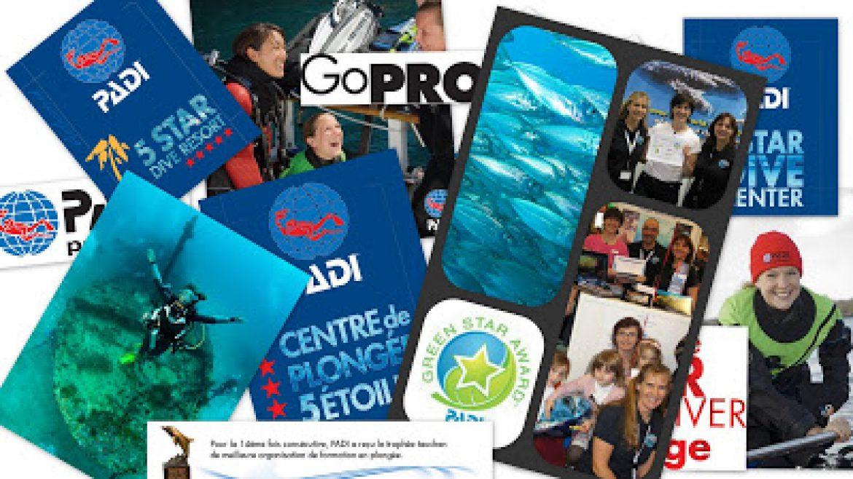 Aquatile Centre de plongée Padi 5 étoiles