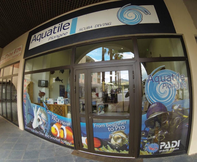 Aquatile plongée sur Argelès