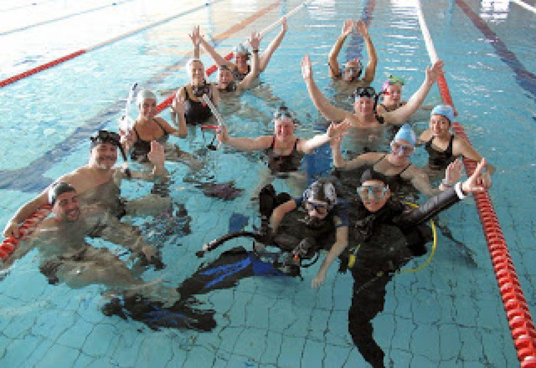 Hiver: Coaching en piscine